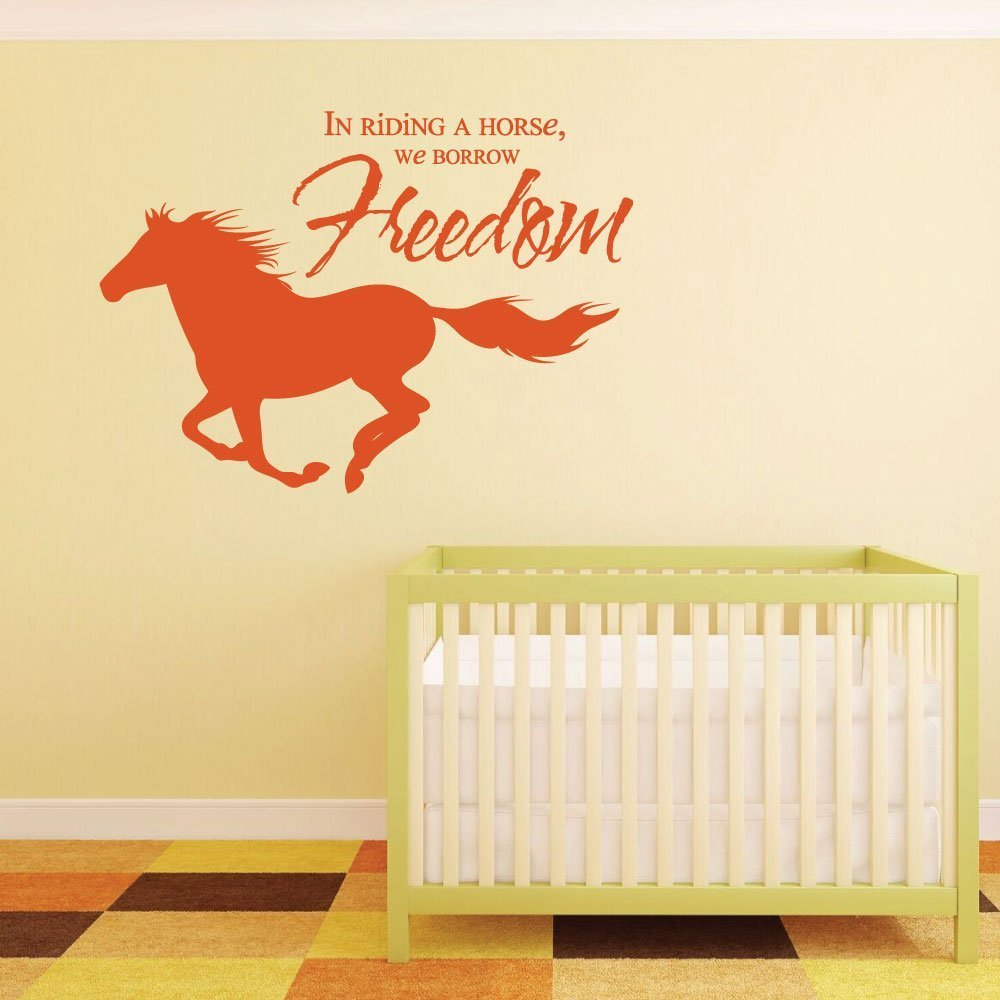 Horse Wall Decals \