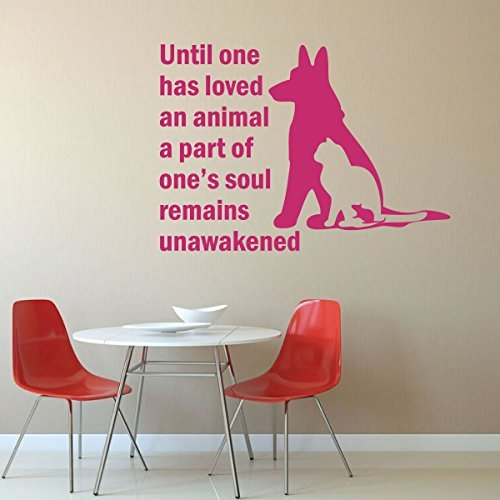 Animal Wall Decals - Pet Lover Gifts - Vinyl Wall Decor