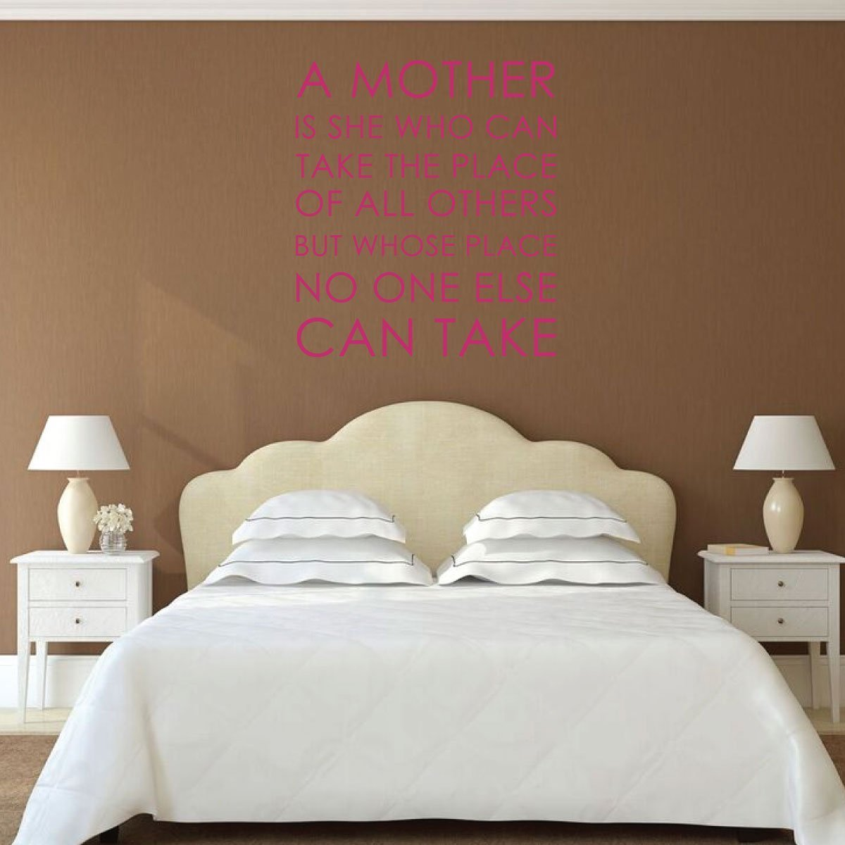 Mother's Day Gifts Vinyl Wall Art Decal Sticker - Quotes About Mothers