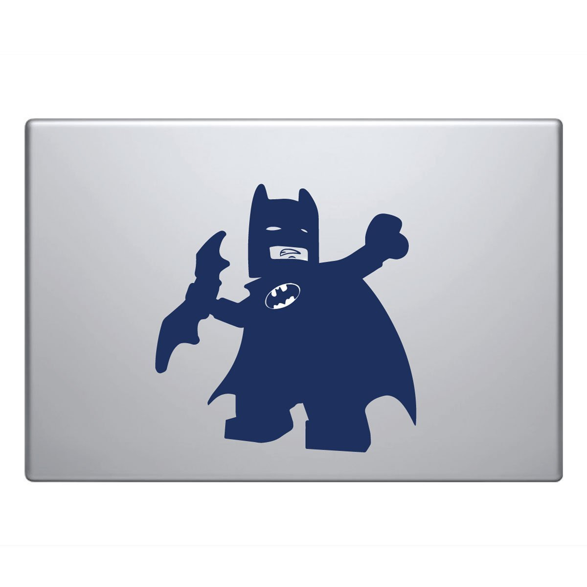 Batman Macbook Decal - Lego DC Comics Superheroes