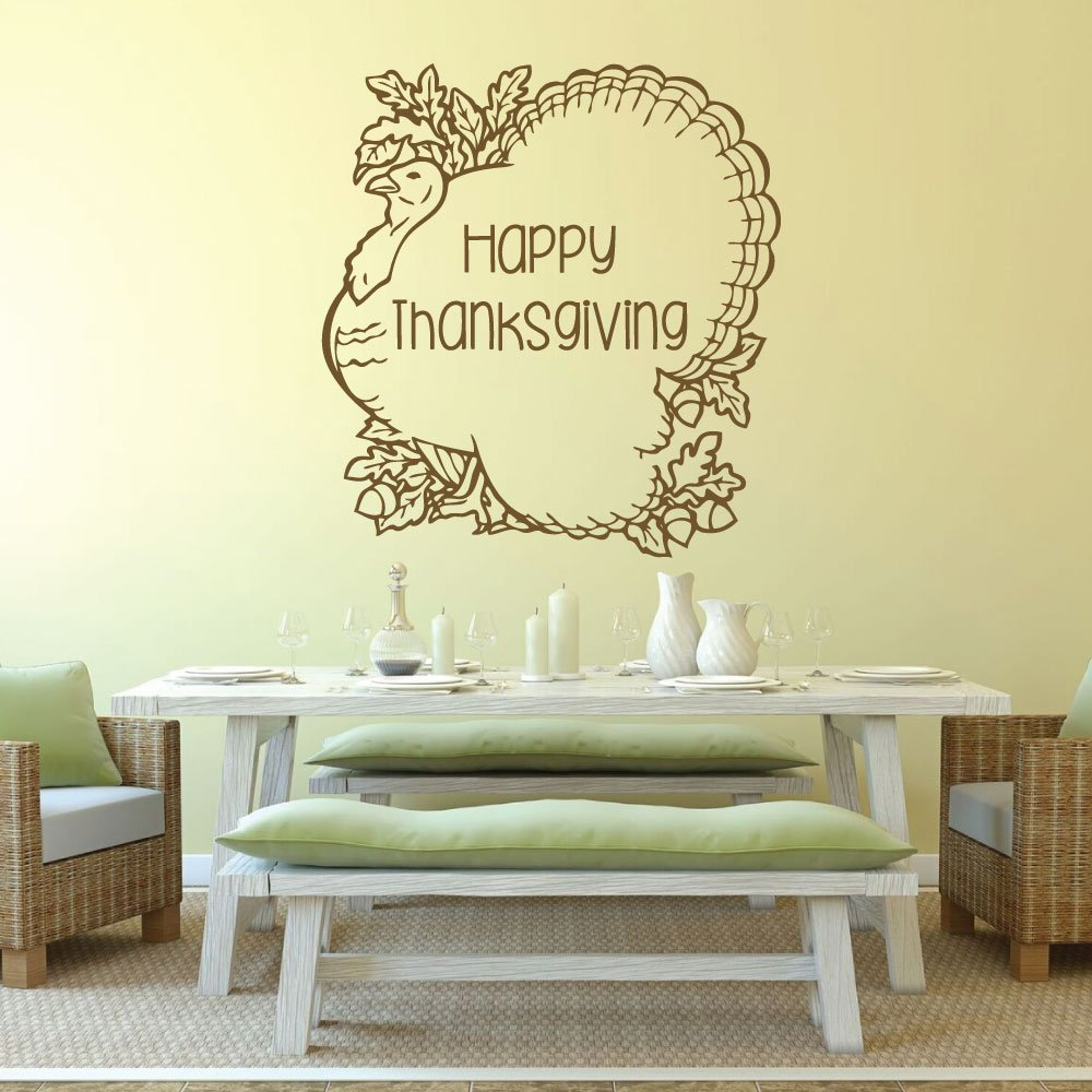 Excellent Thanksgiving Wall Decor Images - The Wall Art Decorations ...