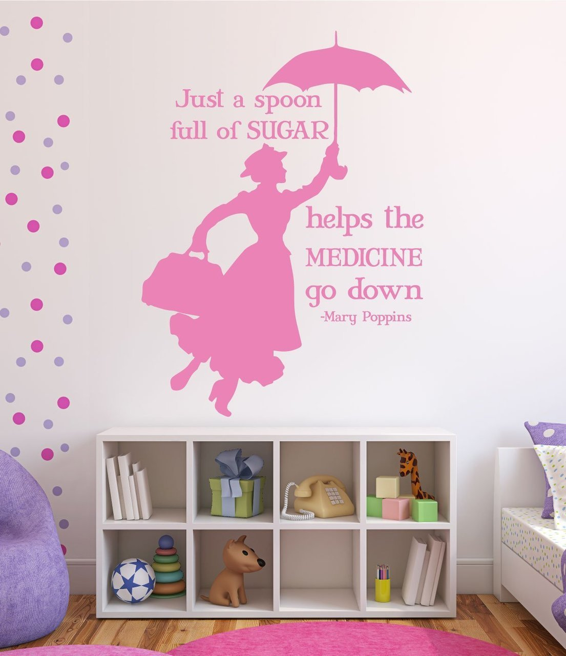 Superieur Disney Wall Decals   Mary Poppins   Disney Home Decor