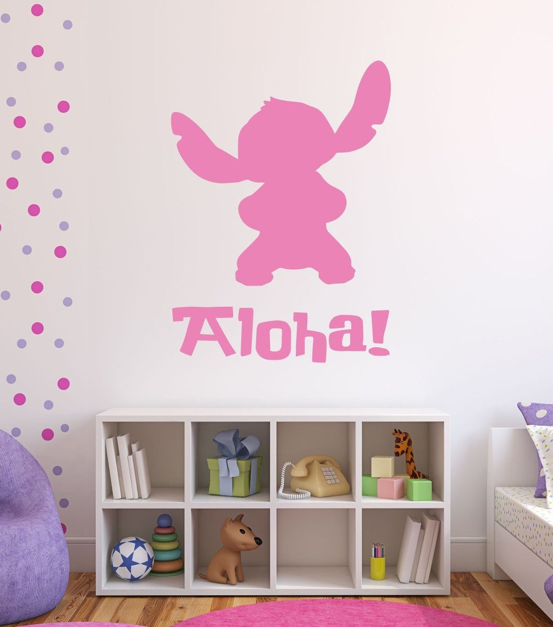 disney wall decals disney stitch. Black Bedroom Furniture Sets. Home Design Ideas