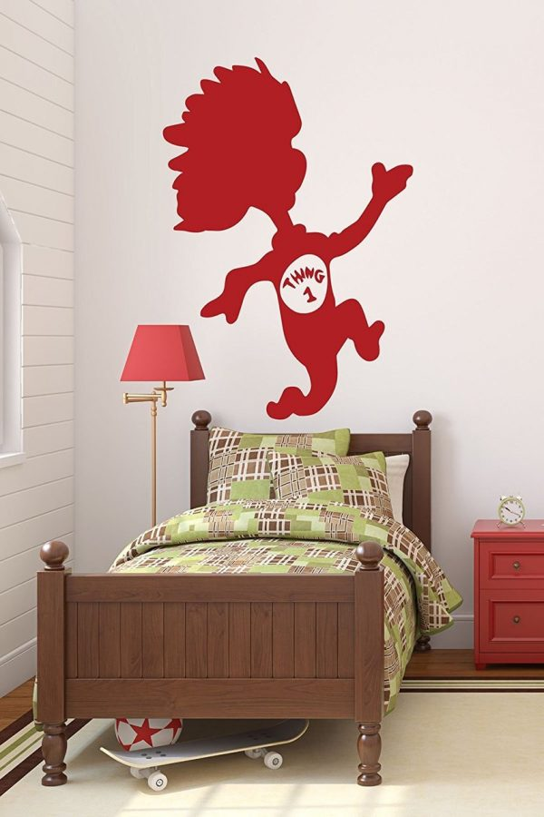 Dr. Seuss Wall Decals - Thing 1