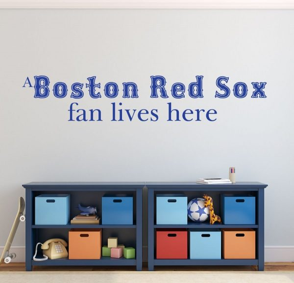 Boston Red Sox Fan Baseball Sports Team