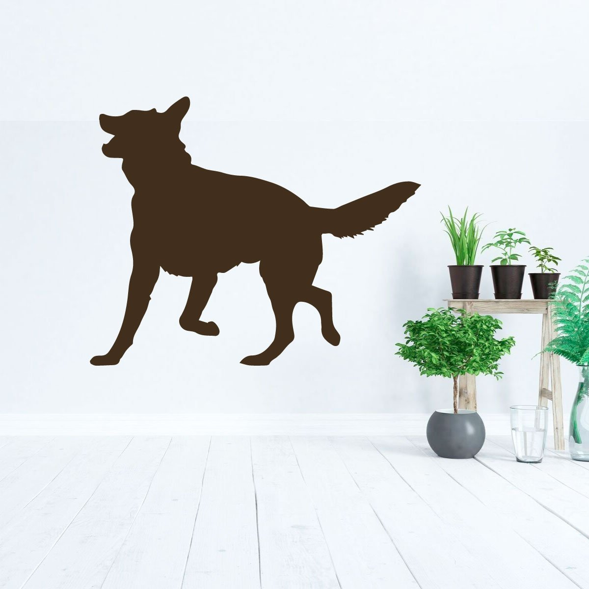 Dog Decor - Vinyl Wall Decor
