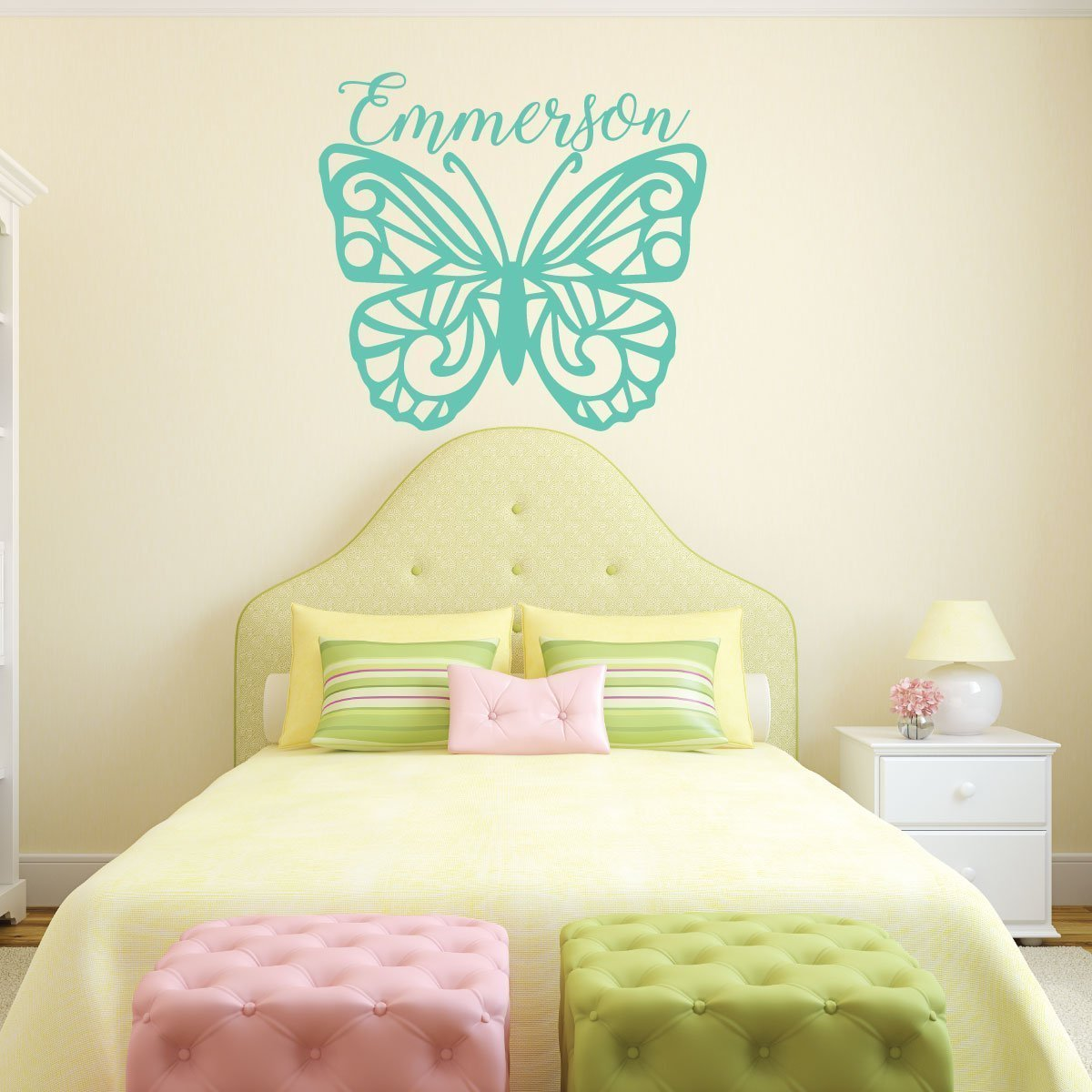Perfect Nylon Butterfly Wall Decor Images - Wall Art Ideas ...
