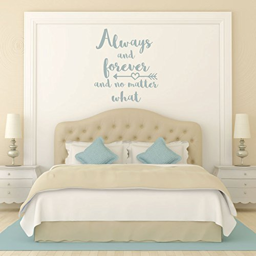 I Love You Forever Wall Decal Vinyl Wall Decor