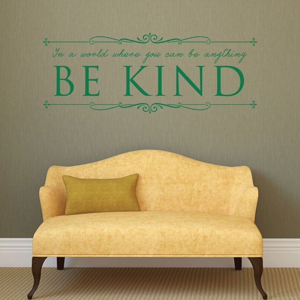 Be Kind Decal \