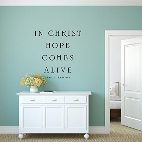 """In Christ Hope Comes Alive"" - Elder Neil L Andersen"