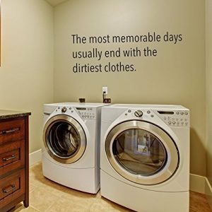 The Most Memorable Days Usually End With the Dirtiest Clothes
