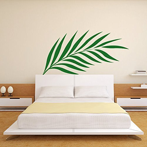 Palm Tree Leaf Branch Design
