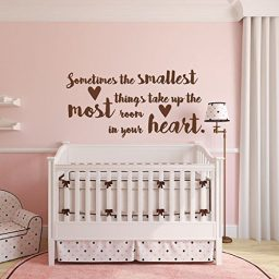 """""""Sometimes the smallest things take up the most room in your heart"""""""