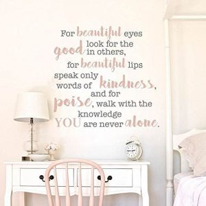 Audrey Hepburn Quote: Look for the Good in Others
