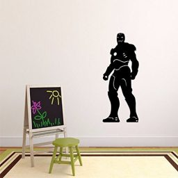 Ironman Superhero Figure Emblem Symbol Marvel Comics