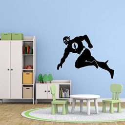 The Flash Wall Decal, DC Comics Superhero Figure Icon