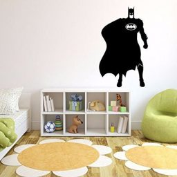 Batman Wall Decal, DC Comics Superhero Figure