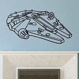 Millennium Falcon- Star Wars Han Solo Spaceship