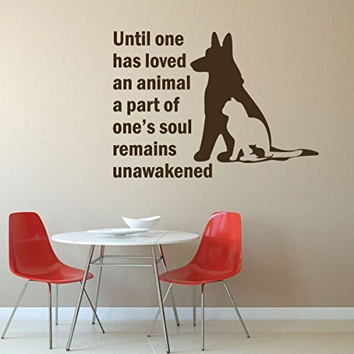 Animal Wall Decals   Pet Lover Gifts   Vinyl Wall Decor