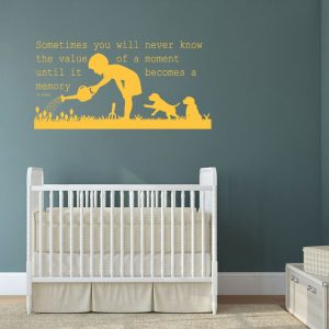 "Dr. Seuss Quotes Wall Decals ""Sometimes You Will Never Know"""