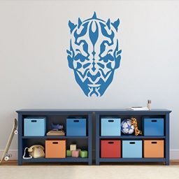 Star Wars Wall Decals Darth Maul From Phantom Menace