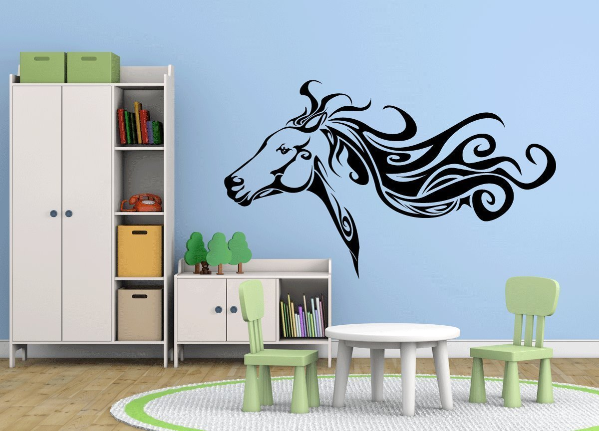 Horse Vinyl Wall Decal Art Decoration Sticker for Home