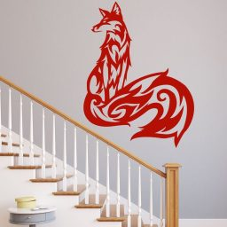 Fox Wall Decal Vinyl Home Decor