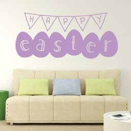 Easter Vinyl Decals