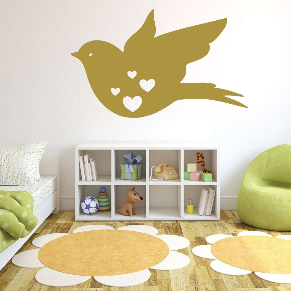 Bird Decorations - Vinyl Wall Decor - Spring Wall Art ...