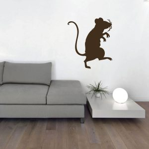 Halloween Decorations Rat - Rat Decal for Party Decor at Home