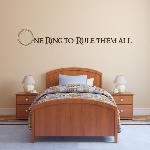 Lord Rings One Ring - One Ring to Rule Them All