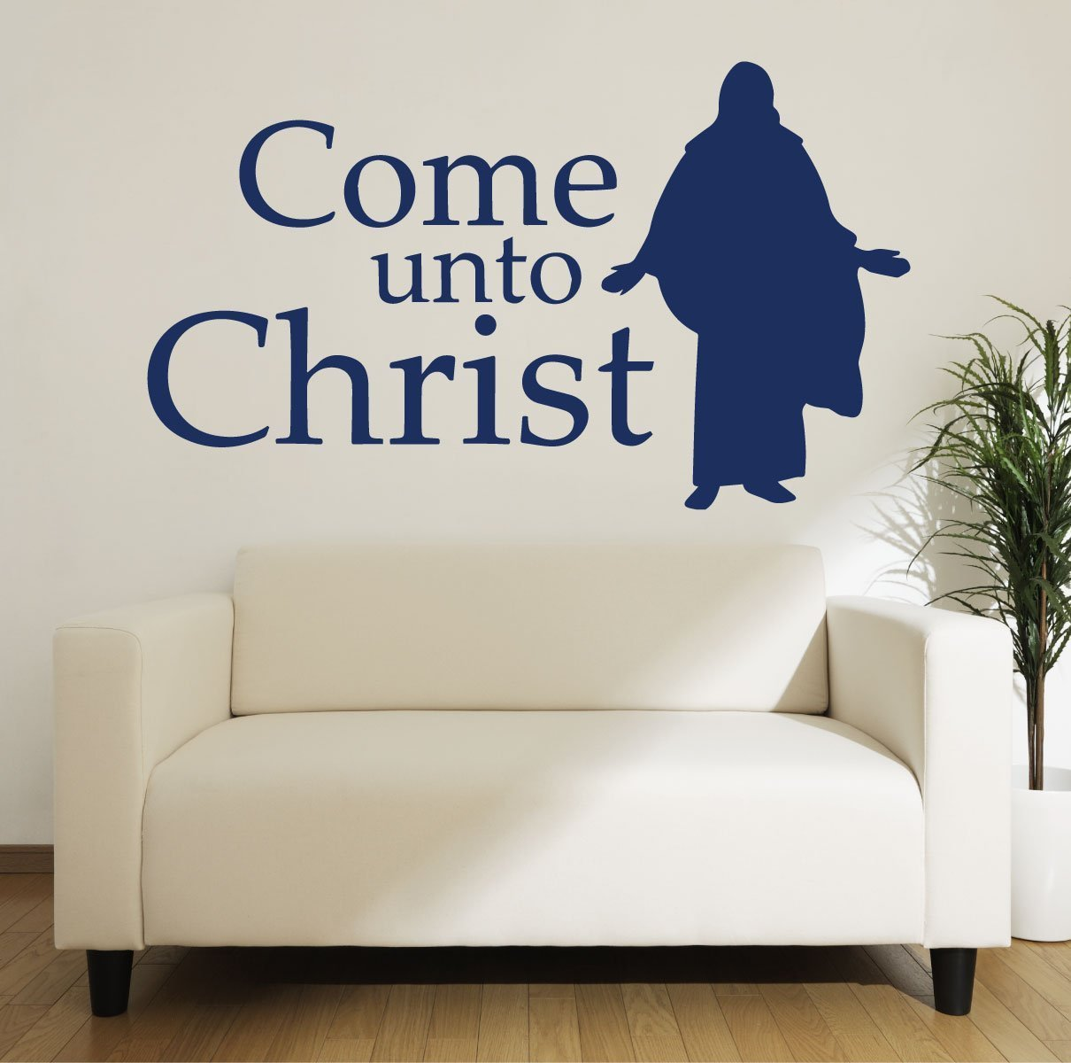 Christian Wall Art - Come Unto Christ