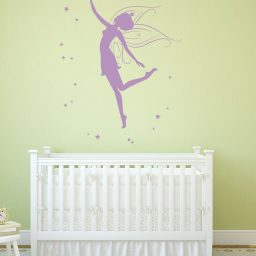 Fairies Wall Decals - Fairy Princess