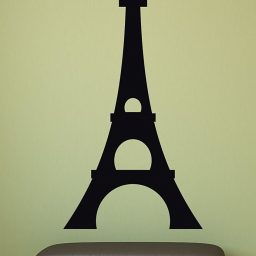 Eiffel Tower Wall Decal - Paris Wall Decor