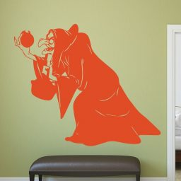 Disney Wall Decals - Disney Villains - Wicked Queen