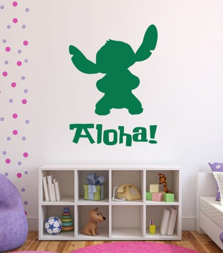 Disney Wall Decals - Disney Stitch