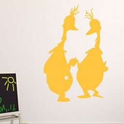 Dr. Seuss Wall Decals - Sneetches