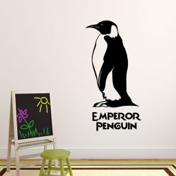 Zoo Animal Emperor Penguin Antarctica