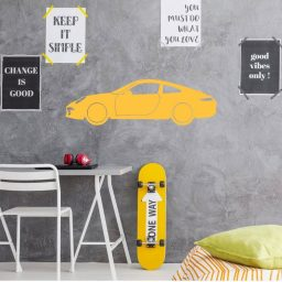 Garage Wall Decals