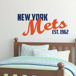 New York Mets Wall Decor - Baseball Decorations