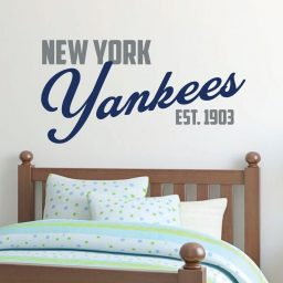 New York Yankees - Yankee Wall Decal - Baseball Decorations