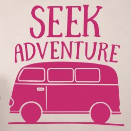 Adventure Wall Decal -Seek Adventure