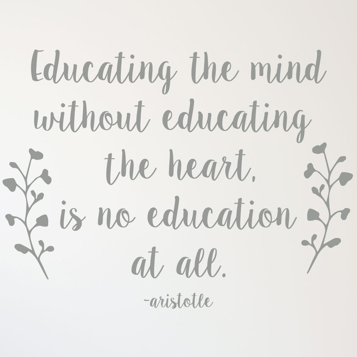 Image result for educating the mind without educating the heart quote