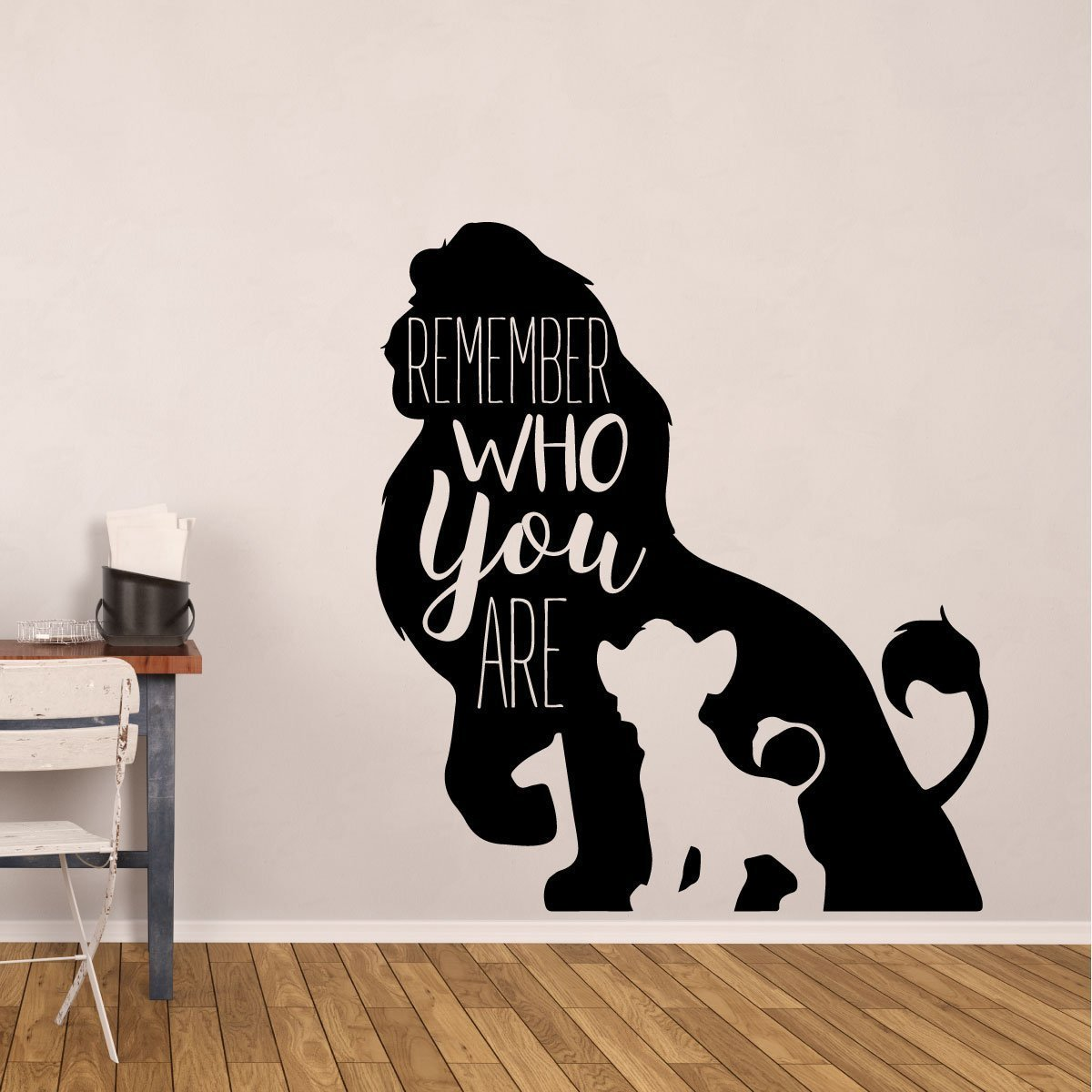 Simba Wall Decor Disney The Lion King Decor Remember