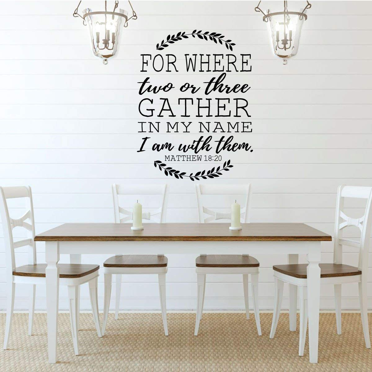 Wall Decal For Vinyl Decor