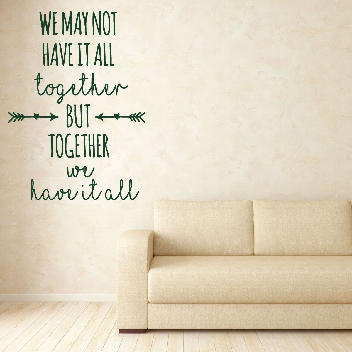 Wall Decals We Vinyl Decor Decal