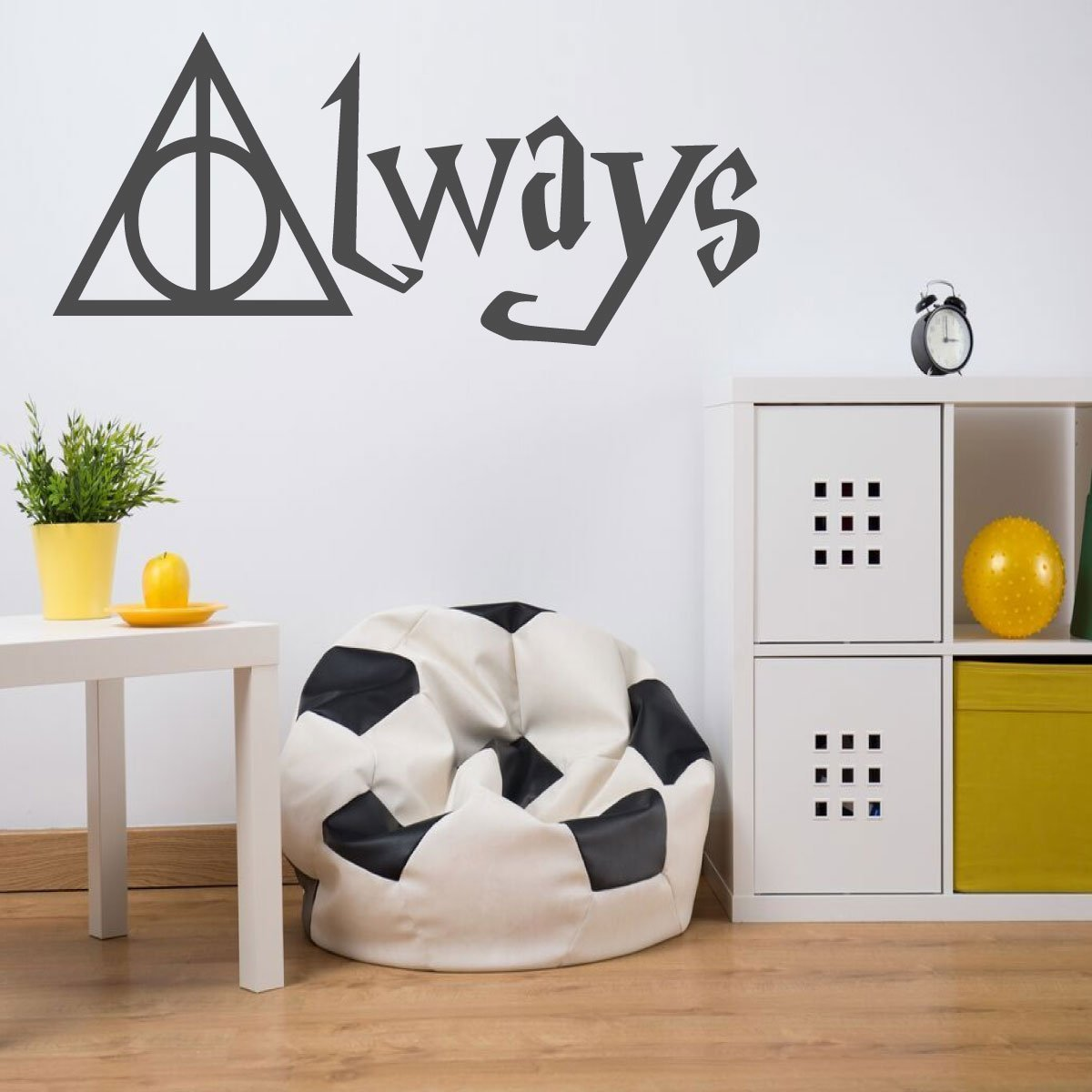 Harry Potter Professor Severus Snape Vinyl Decor Wall Decal