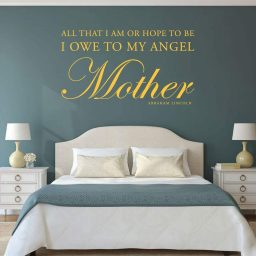 Bedroom Wall Decals for Women