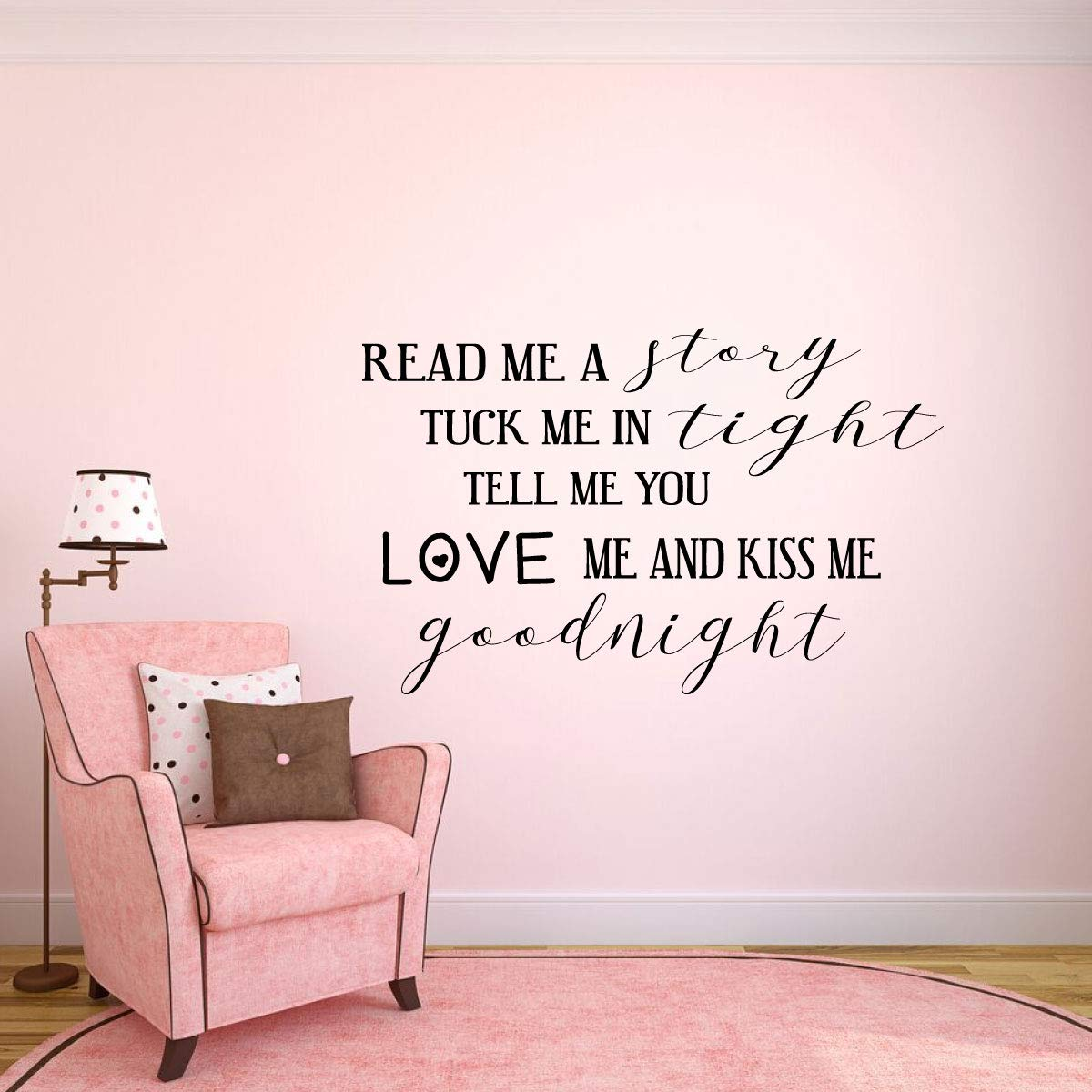 Read Me A Story Bedtime Quote Wall Decal For Kids Bedroom Vinyl Decor Customvinyldecor Com,How To Build A New House In Bloxburg