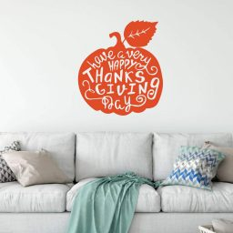 Thanksgiving Vinyl Decals